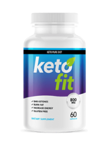 Keto Fit Bottle