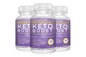 Super Fast Keto Boost Bottle