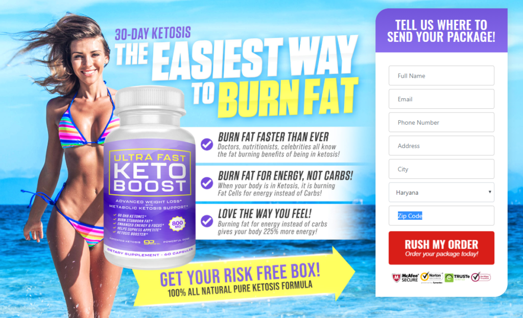 Where to buy Ultra Fast Keto Boost