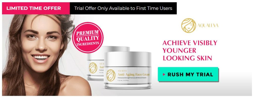 Aqualeva Face Cream Offer