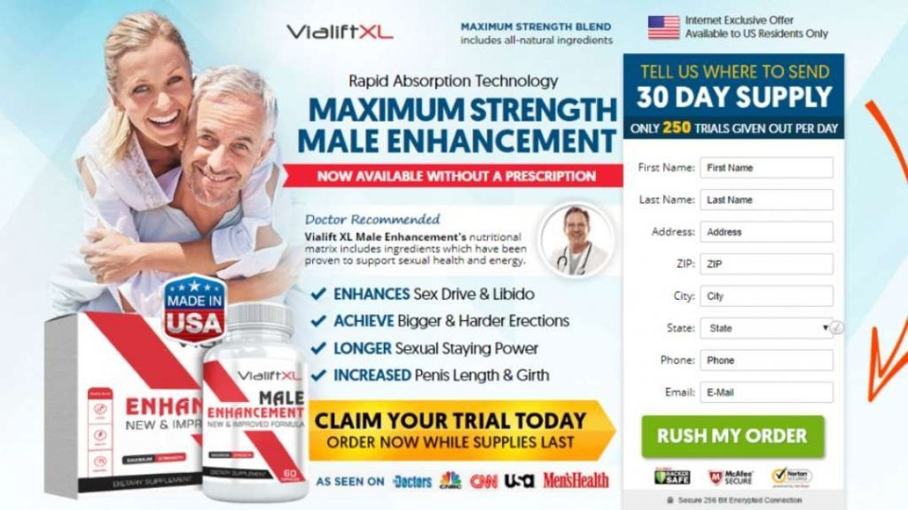 Buy Vialift XL Male Enhancement Pills