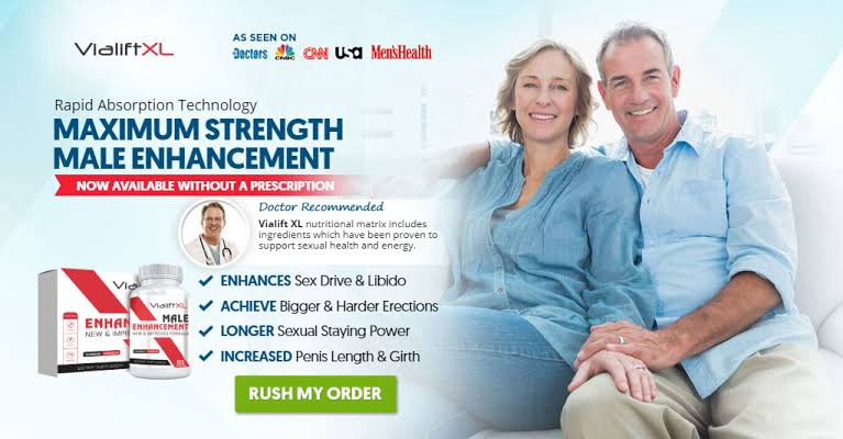 Vialift XL Male Enhancement Pills
