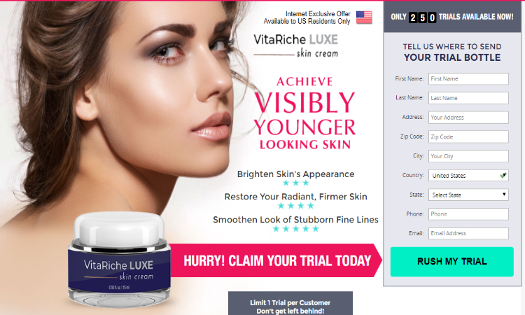 Where to Buy VitaRiche Luxe