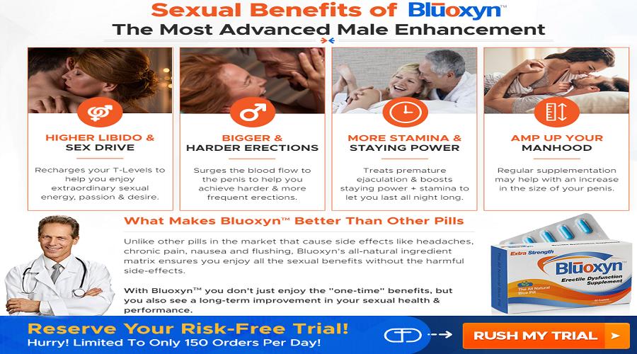 Bluoxyn Benefits