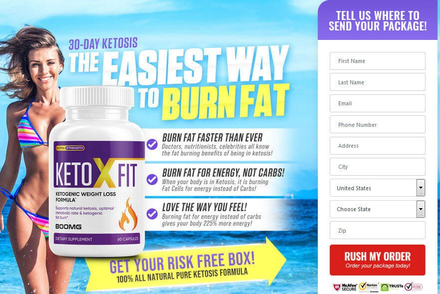 Where to Buy Keto X Fit