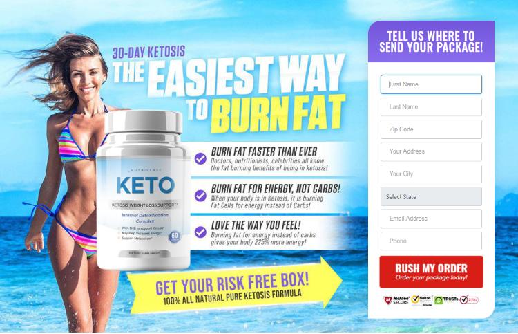 Where to Buy Nutriverse Keto