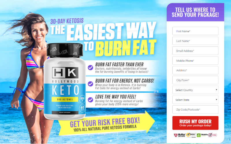 Where to buy Hollywood Keto