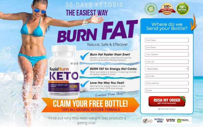 Where to Buy Rapid Burn Keto