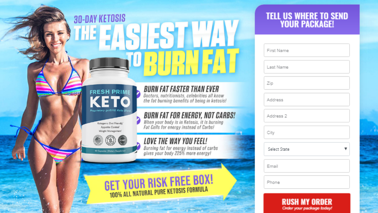 Where to Buy Fresh Prime Keto